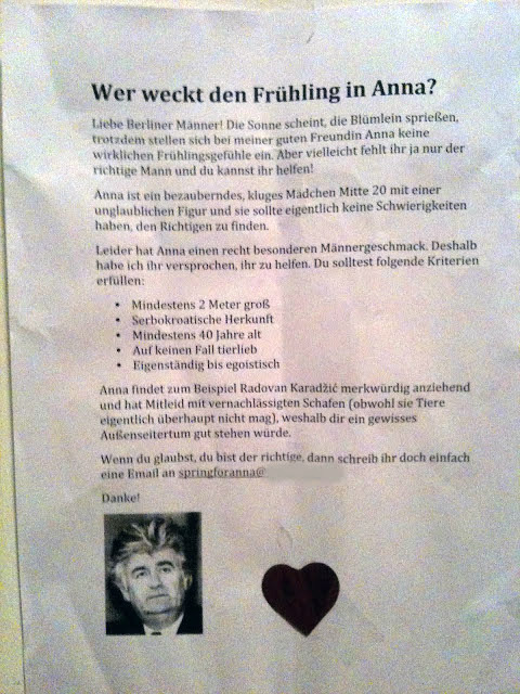 Single in Berlin