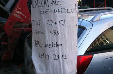 Liebeszettel Berlin Valentinstag Berlin