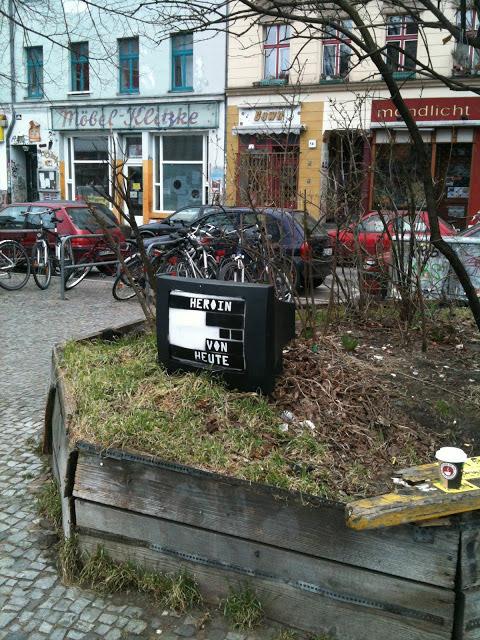 Heroin Berlin