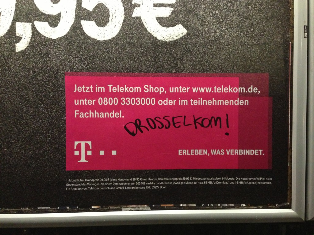 Deutsche Telekom mit neuem Branding: - NOTES OF BERLIN
