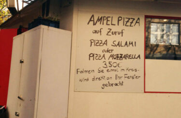 Ampel-Pizza Berlin Wedding