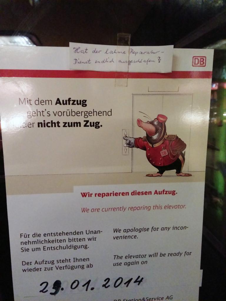 Innsbrucker Platz_Fahrstuhl zur S-Bahn_Catharina-b