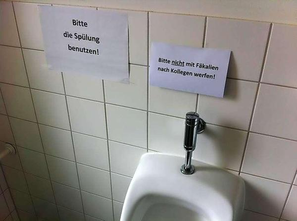 Das Bild wurde in einem grossen Behoerdengebaeude in Berlin-Kreuzberg aufgenommen