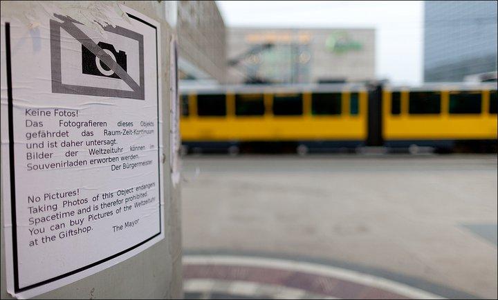 Alexanderplatz. MICHA