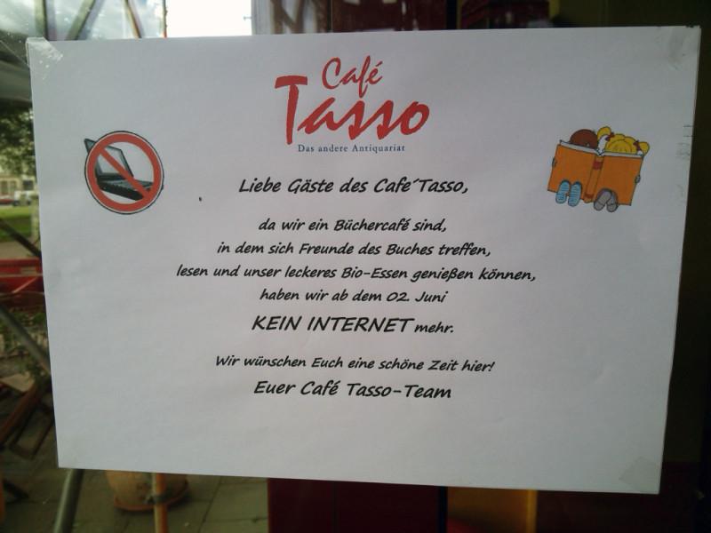 Frankfurter Allee Cafe Tasso