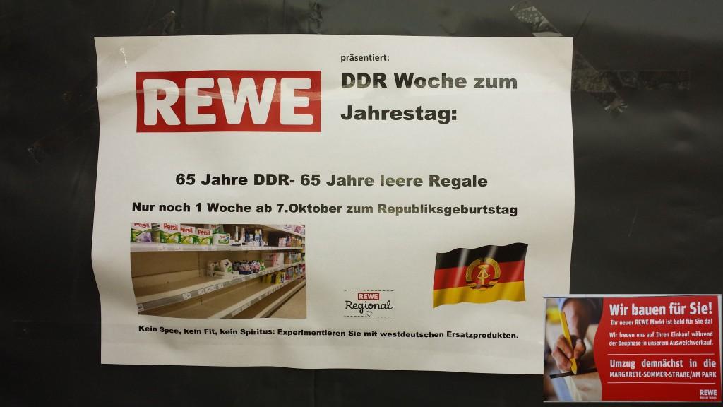 Pasteurstr_Pberg_Ulkiberlin_Kommentar Der REWE im Boetzow-Viertel schliesst naechste Woche und laesst gerade die Regale leerkaufen