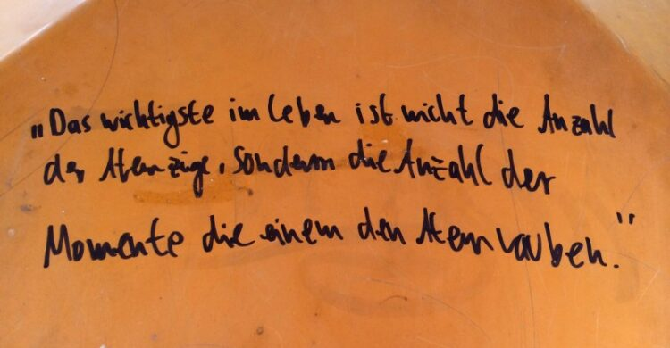 Berlin Graffiti Urban Poetry