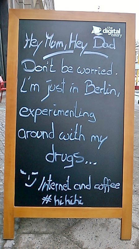 Drugs in Berlin-Drogen in Berlin