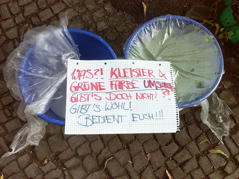Berlin Umsonst Heute