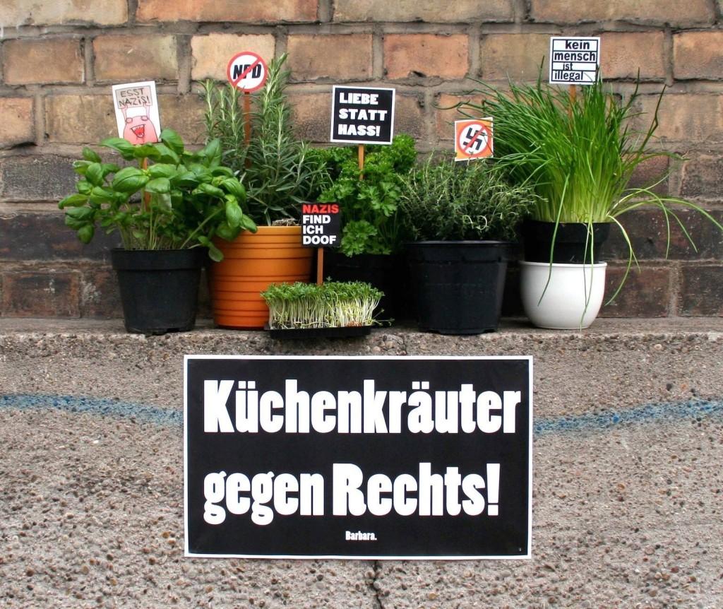 Nazis raus-Berlin