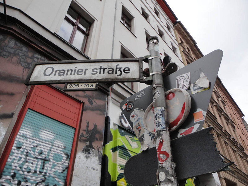 Oranienstrasse Berlin