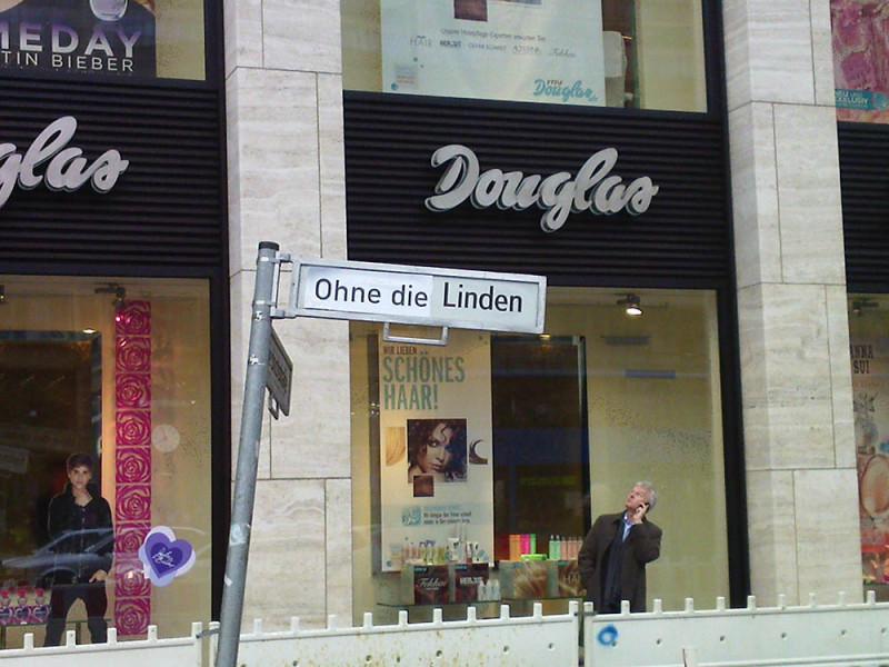 Unter den Linden-Berlin