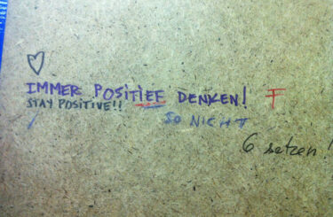 positiv Denken_Berlin