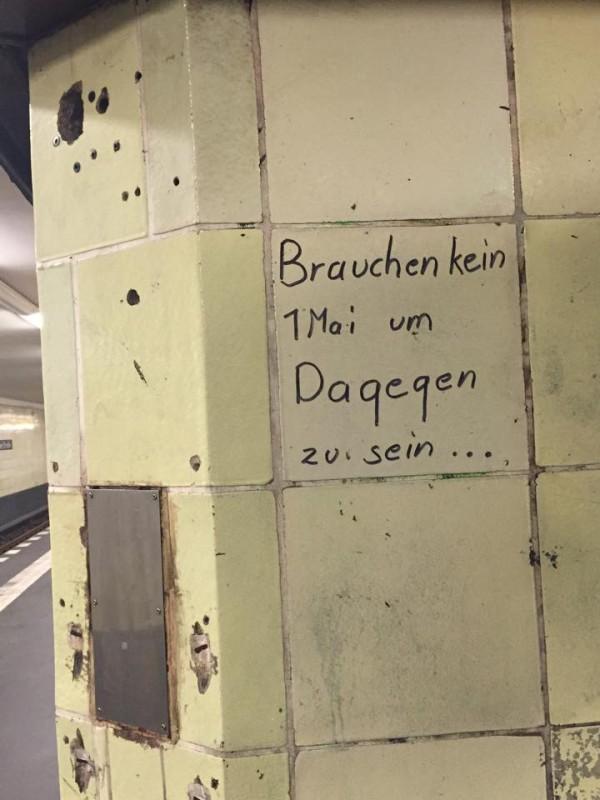 1 Mai Berlin