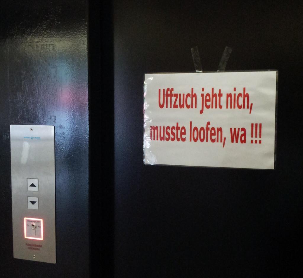 Berlinerisch Typisch Berlin