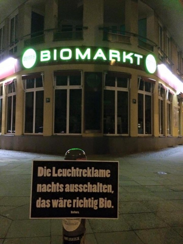 Biomarkt Bioladen Berlin Biosupermarkt