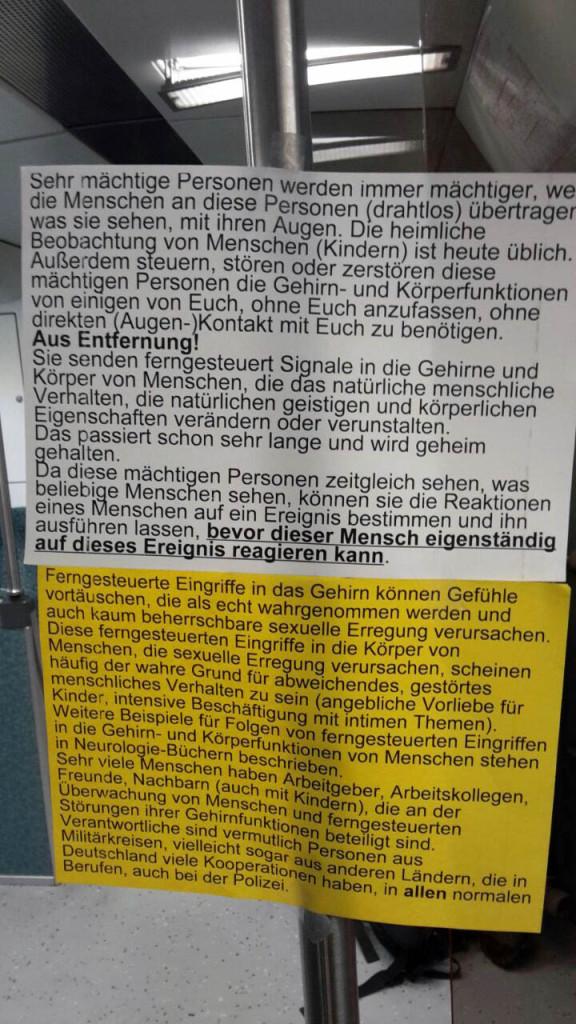 Kontrolle Ueberwachung Polizei Berlin