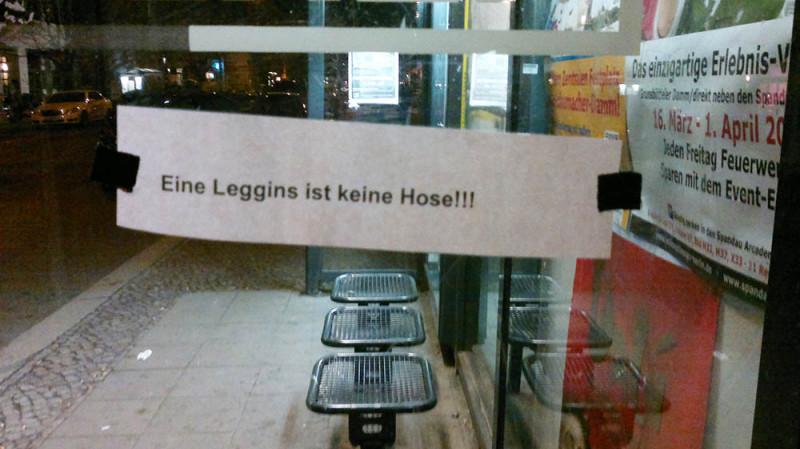Leggins Hipster Hose Berlin