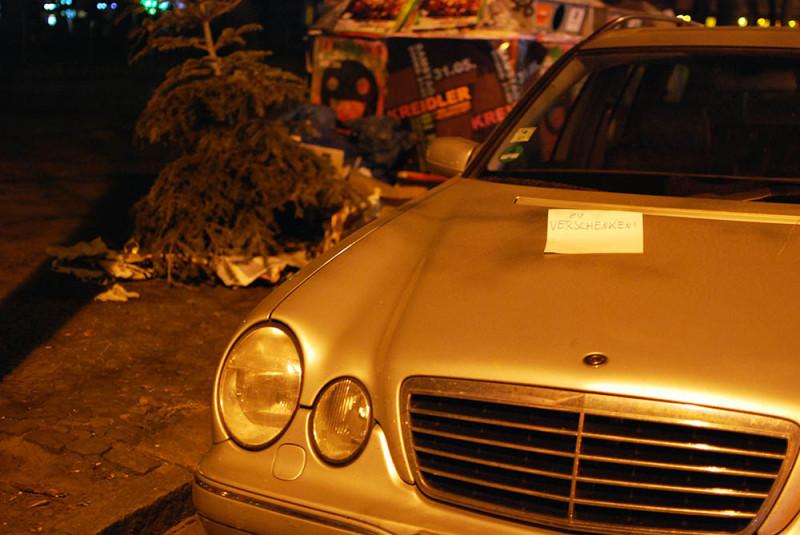 Mercedes zu verschenken Berlin