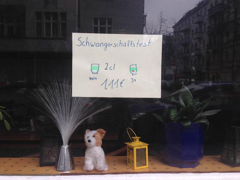 Schwangerschaftstest Berlin Kreuzberg