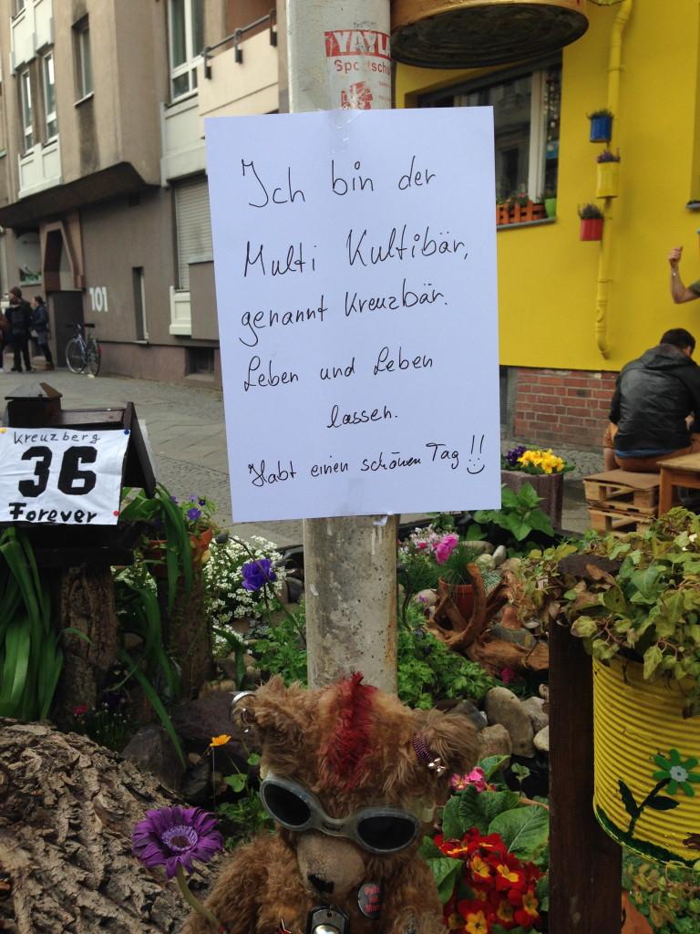 1 Mai Berlin Kreuzberg lustig
