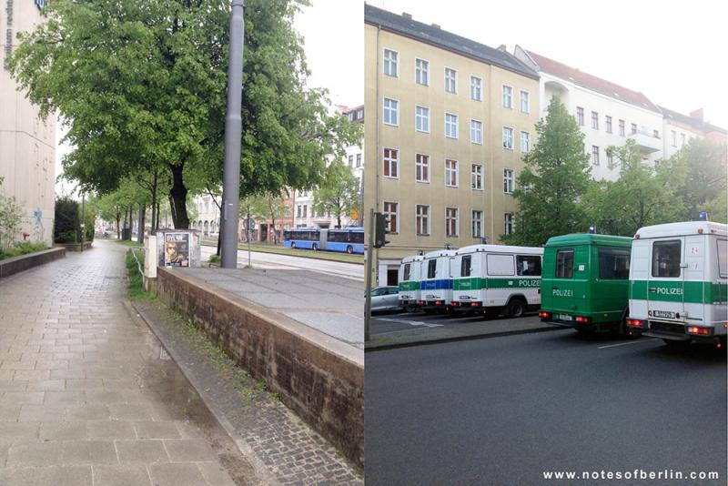 1 Mai Muenchen Berlin