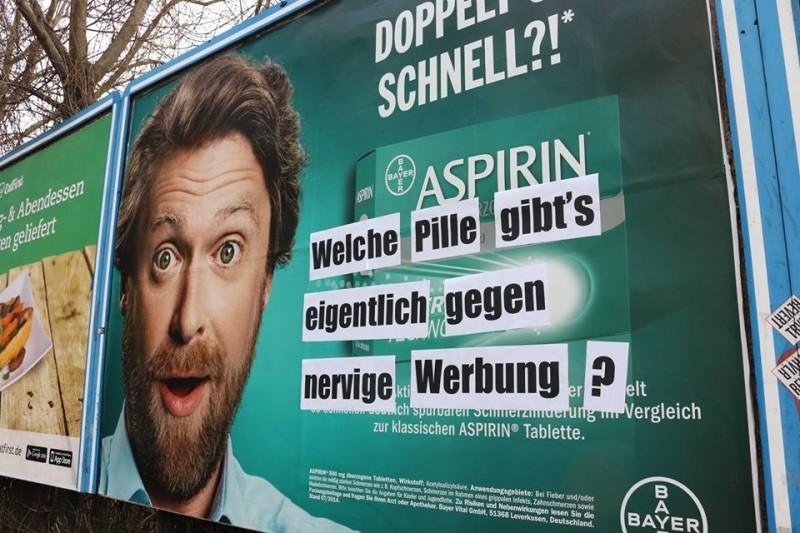 Adbusting-Berlin-Kreuzberg-Aspirin