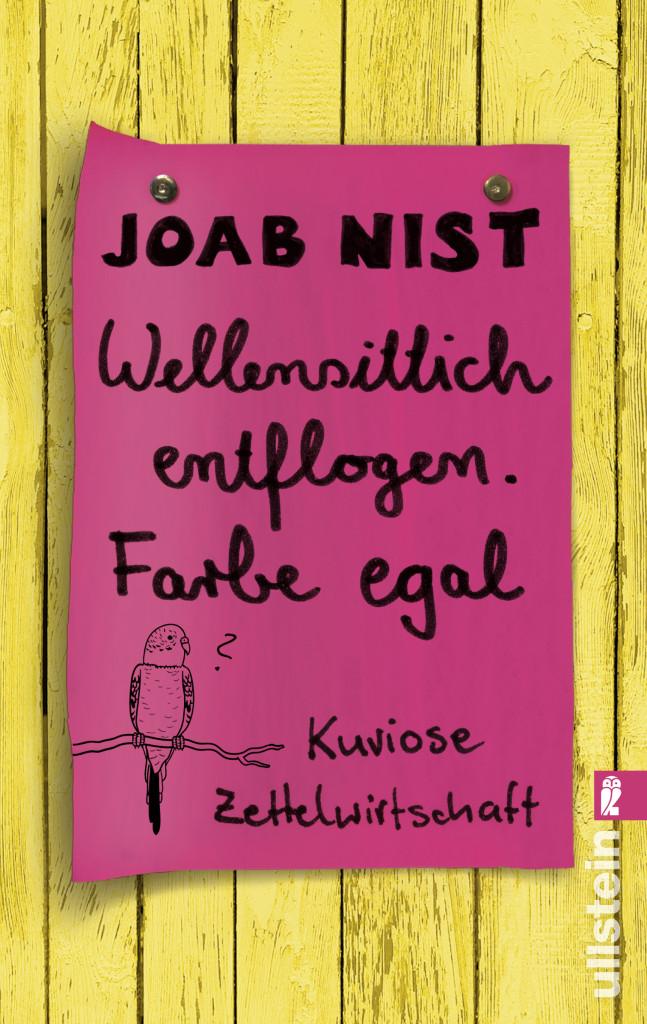 Cover_Wellensittich_Joab Nist