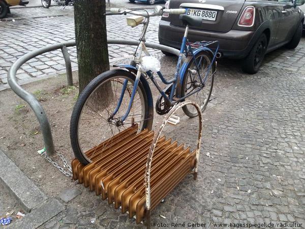 Fahrrad Berlin Neukoelln