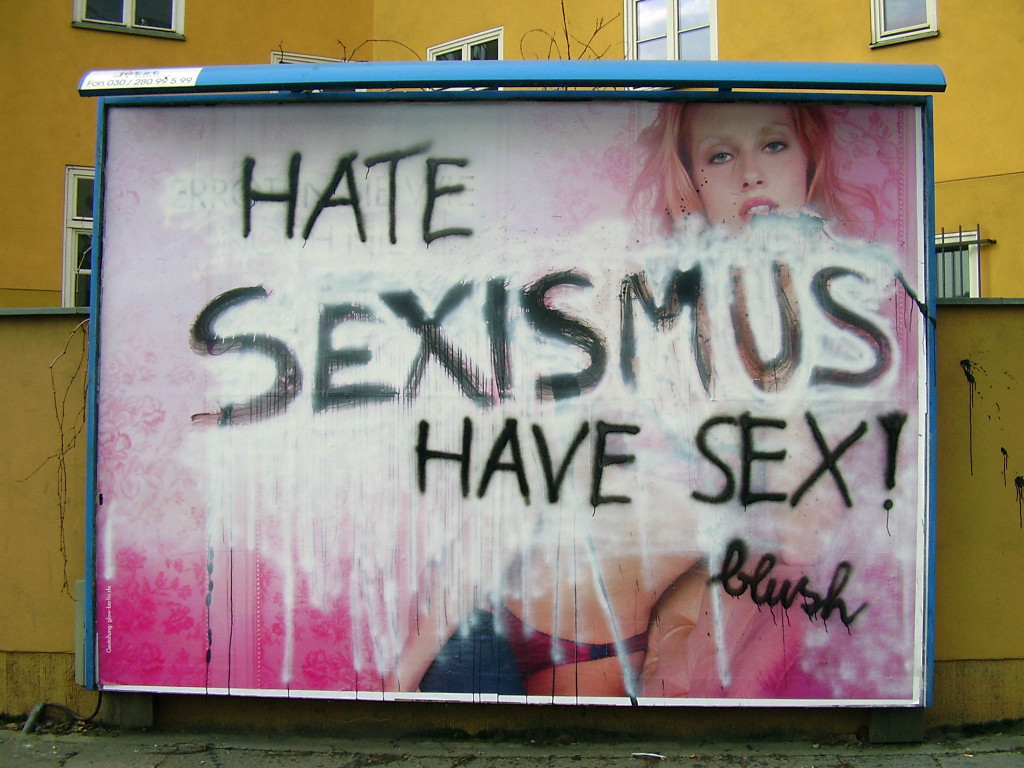 Hate Sexismus Berlin