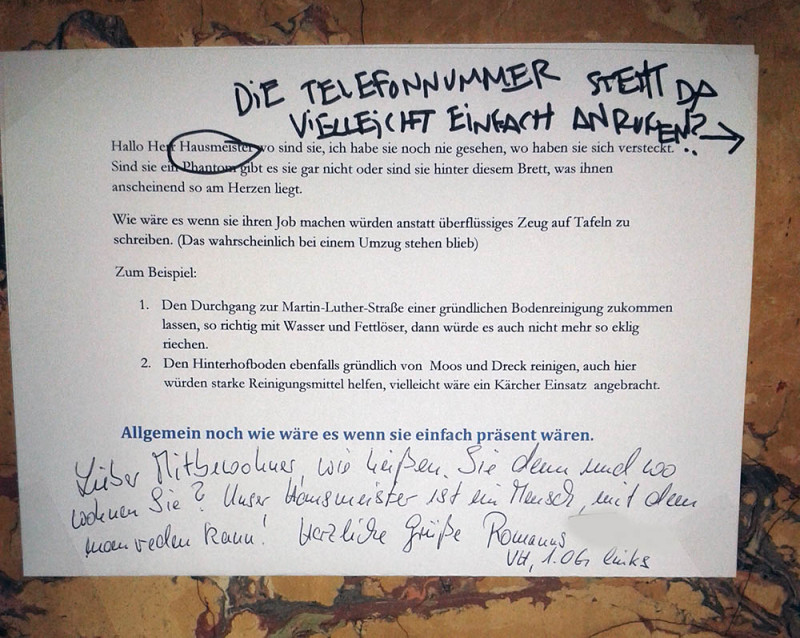 Hausmeister Berlin
