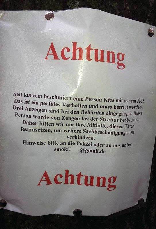 Kot Berlin Autos PKW