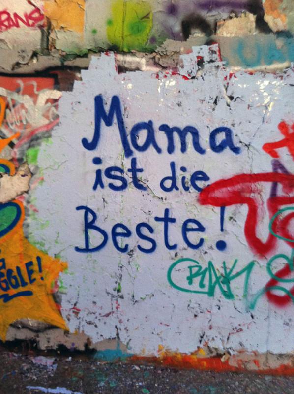 Muttertag Berlin Mama ist die Beste