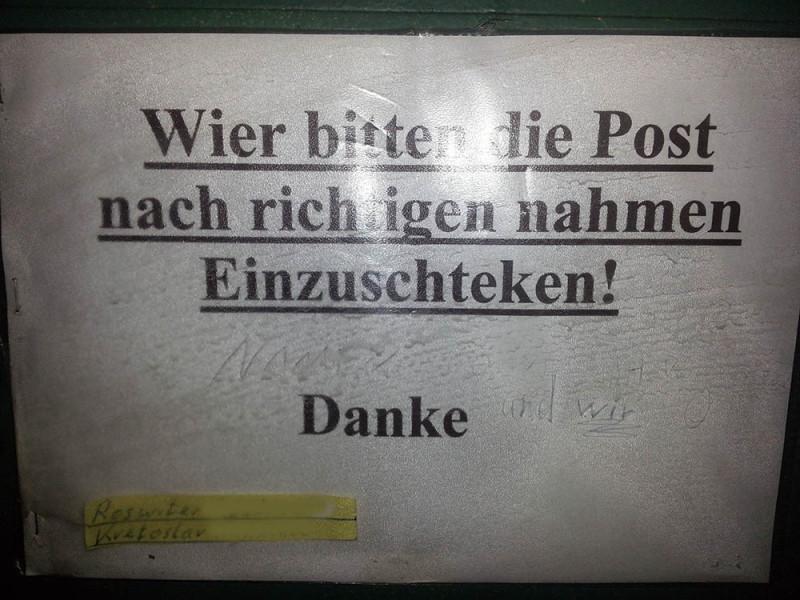 Post Berlin Moabit