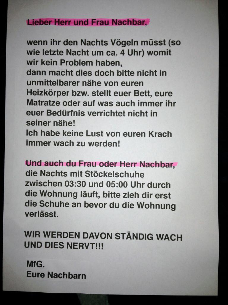 Sex Nachbarn Berlin