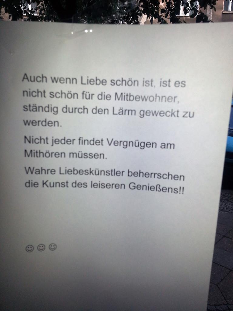 Sex in Berlin ficken