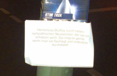 BluRay Berlin Star Trek
