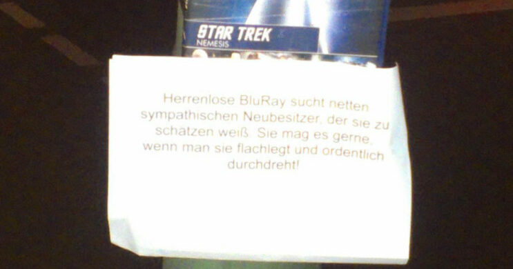 BluRay Berlin Star Trek