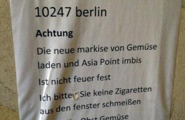 Feuerschutz Berlin