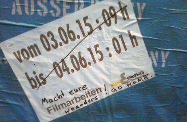 Homeland Dreharbeiten Berlin