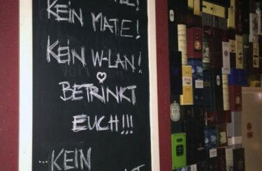Keine Club Mate Berlin