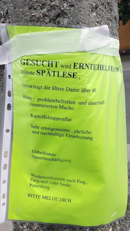 Kontaktanzeige Berlin