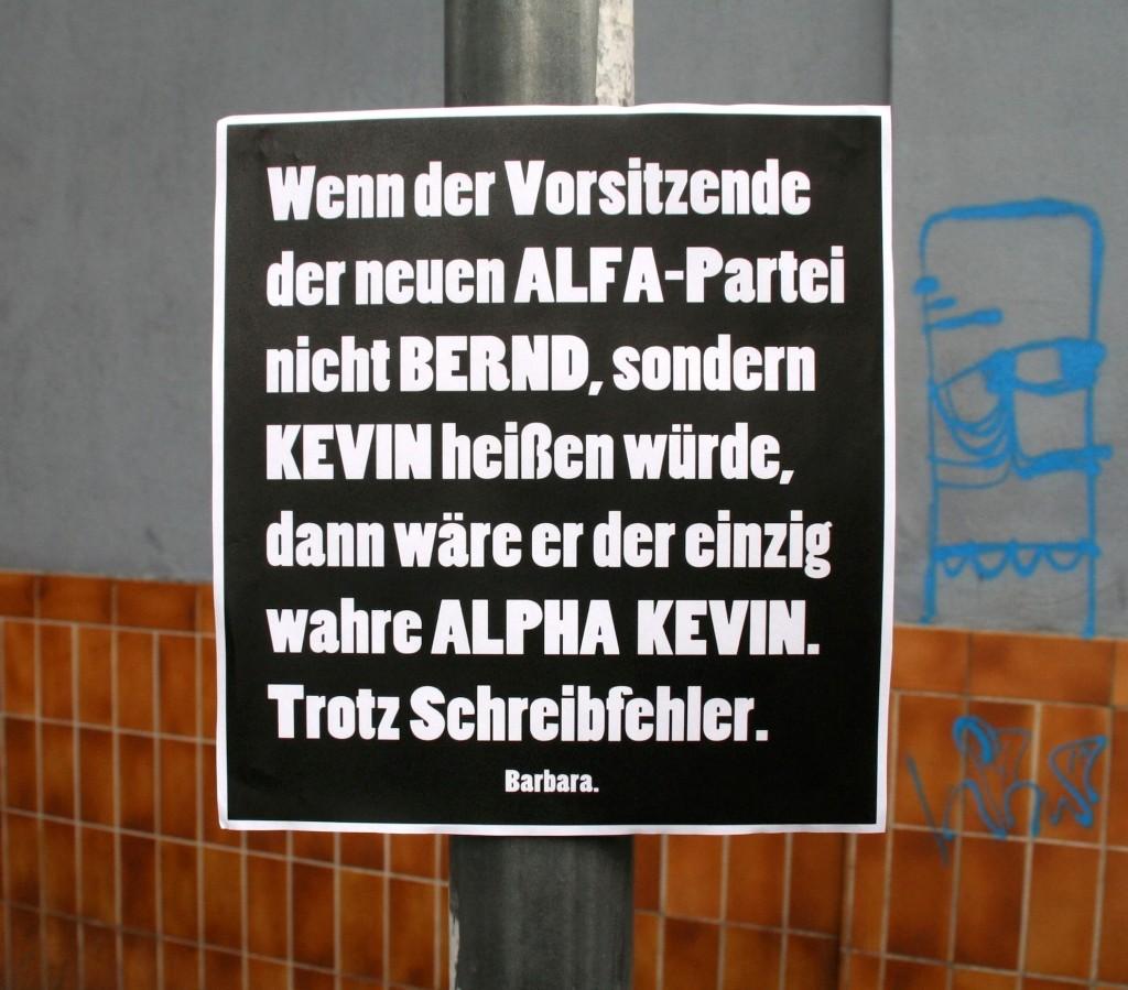 Bernd Lucke ALFA