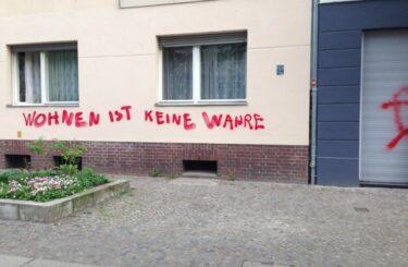 Gentrifikation Gentrification Berlin