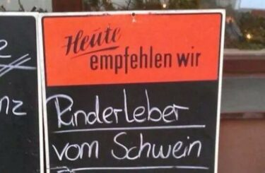 Rinderleber Metzger Berlin