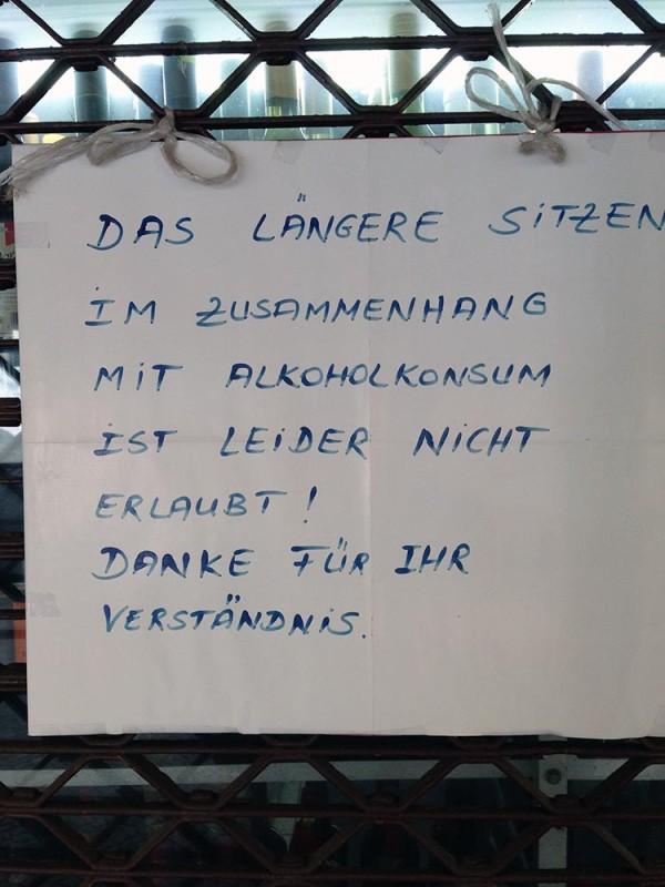 Alkoholkonsum Berlin