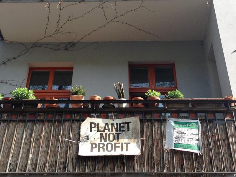 Planet not Profit