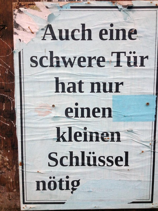 Sprüche Berlin