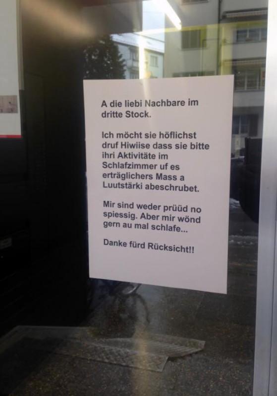 Note of Zürich