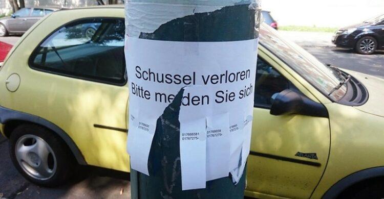 Dinge die in Berlin verloren gehen Notes of Berlin